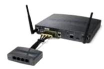 Cisco Inline - Power Injector - Ausgangsanschlüsse: 4