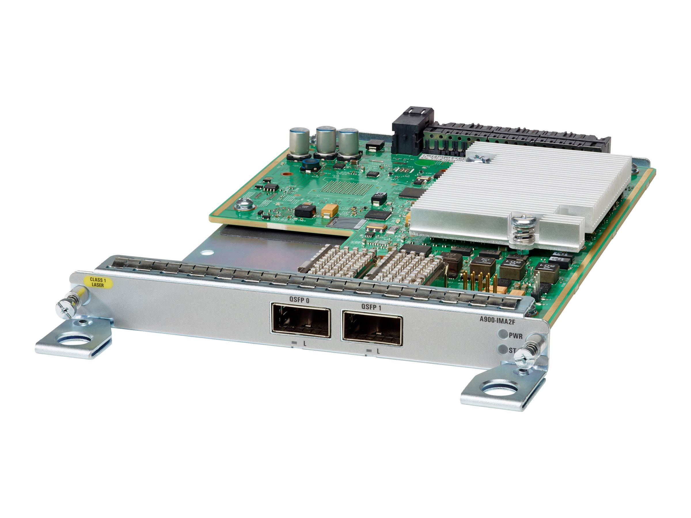 Cisco Interface Module - Erweiterungsmodul - 40 Gigabit QSFP x 2