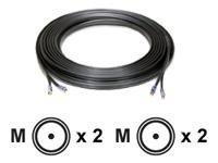 Cisco Antennenkabel - F-Stecker (M) bis F-Stecker (M)