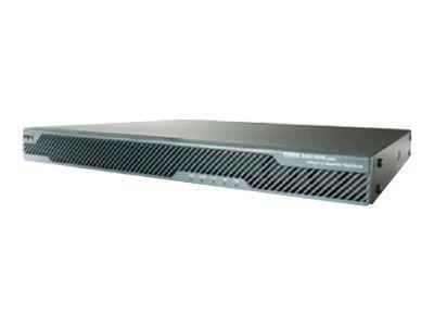 Cisco ASA 5510 IPS Solution Bundle - Sicherheitsgerät - 5 Anschlüsse - 100Mb LAN - 1U - Rack-montierbar - mit Cisco Advanced Inspection and Prevention Security Services Module 20 (AIP-SSM-20)