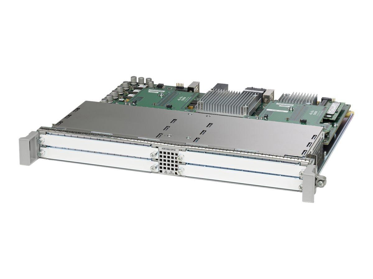 Cisco ASR 1000 Series SPA Interface Processor 40G