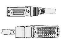 Cisco V.35-Kabel (DTE) - DB-60 (M) bis M/34 (V.35)