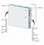 Cisco Locking Wallmount Kit - Befestigungskit für Telefon