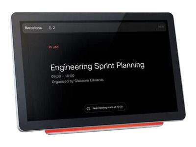 Cisco Webex Room Navigator - Videokonferenzsystem-Fernsteuerung - Anzeige - LCD - 25.7 cm (10.1