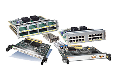 Cisco High Density Analog and Digital Extension Module for Voice and Fax
