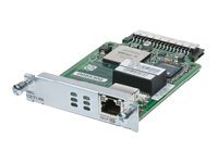 Cisco High-Speed Channelized T1/E1 and ISDN PRI - ISDN Terminal Adapter - HWIC - ISDN PRI - 2.048 Mbps - T-1/E-1 - Digitalsteckplätze: 1 (32 Kanäle)