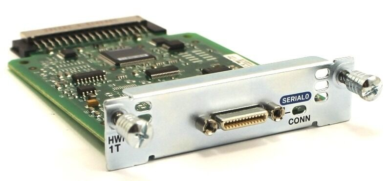 Cisco High-Speed - Erweiterungsmodul - HWIC - RS-232, RS-530, X.21, V.35, RS-449, RS-530A