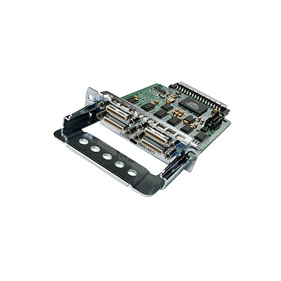 Cisco High-Speed - Erweiterungsmodul - HDLC, RS-232, PPP, RS-530, X.21, V.35, RS-449, SLIP, RS-530A