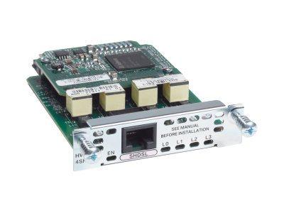 Cisco High-Speed 4-pair G.SHDSL - DSL-Modem - HWIC