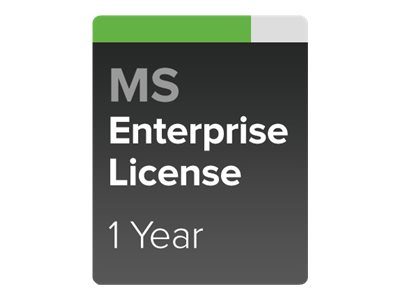 Cisco Meraki Enterprise - Abonnement-Lizenz (1 Jahr)