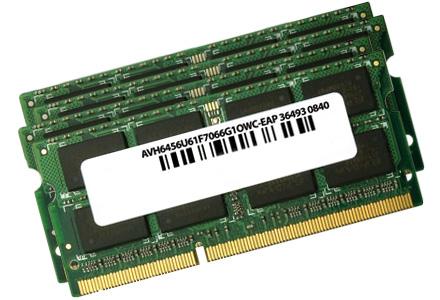 Cisco Memory - kit - 8 GB: 4 x 2 GB - für ASR 1002-X