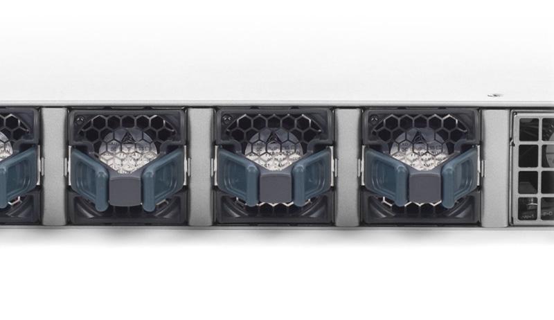 Cisco Meraki - Lüftungseinheit - für Cloud Managed MS350-24