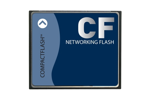Cisco upgrade from 256MB to 512MB - Flash-Speicherkarte