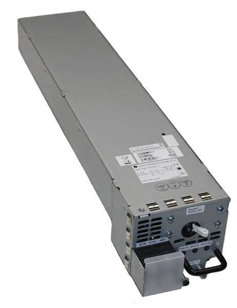 Cisco DC Power Supply with Front-to-Back Airflow - Stromversorgung redundant / Hot-Plug (Plug-In-Modul)