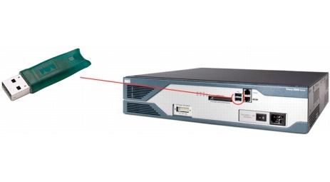 Cisco USB-Flash-Laufwerk - 2 GB - USB - für Nexus 7700