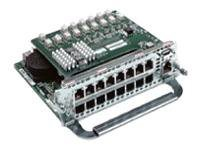 Cisco EtherSwitch - Switch - managed - 16 x 10/100
