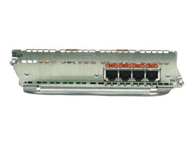 Cisco Modem (digital) - Digitalsteckplätze: 4