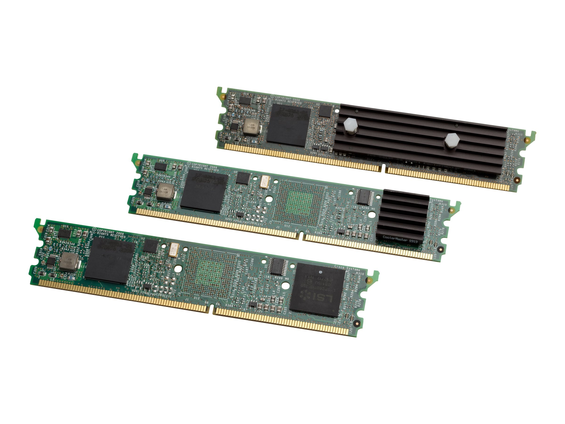 Cisco 256-Channel High-Density Packet Voice and Video Digital Signal Processor Module