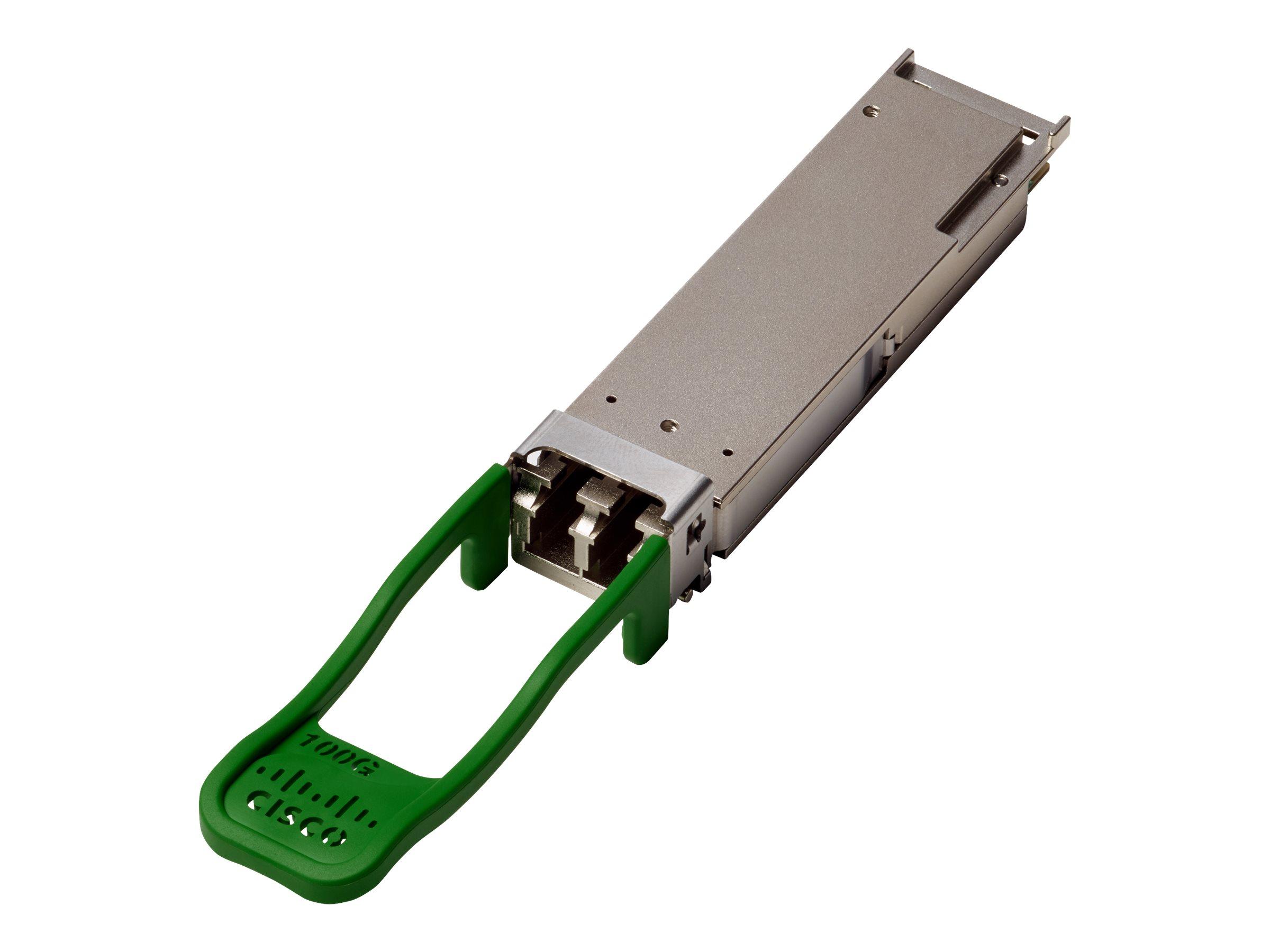Cisco QSFP+-Transceivermodul - 100 Gigabit Ethernet