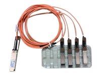Cisco Direct-Attach Breakout Cable - Netzwerkkabel - QSFP (M)