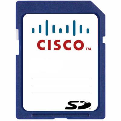 Cisco Flash-Speicherkarte - 1 GB - SD - für