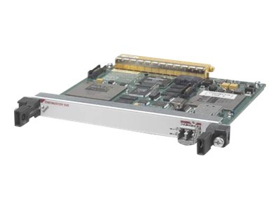 Cisco 1-Port Channelized STM-1/OC-3 Shared Port Adapter Version 2
