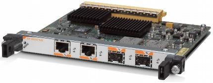 Cisco 2-Port Gigabit Ethernet Shared Port Adapter, Version 2