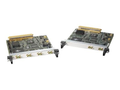 Cisco Clear Channel Shared Port Adapter Version 2