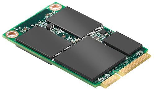 Cisco 200 GB SSD - intern - mSATA - SATA 3Gb/s