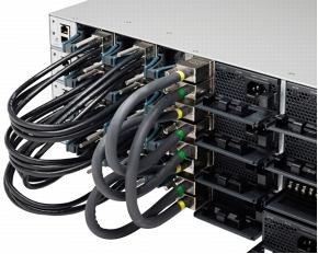 Cisco StackWise 480 - Stacking-Kabel - 1 m - für Catalyst 3850-24