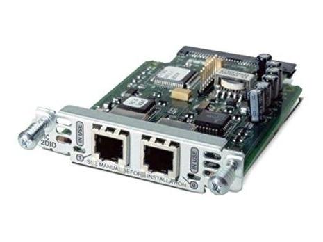 Cisco Sprach- / Faxmodul - Analogsteckplätze: 2