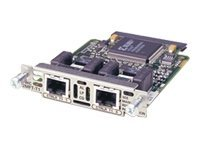 Cisco Multiflex Trunk Voice/WAN Interface Card with Drop and Insert