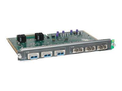 Cisco Line Card E-Series - Switch - 6 x X2 - Plugin-Modul