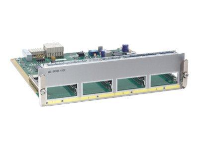 Cisco 4-port wire-speed 10 Gigabit Ethernet (X2)