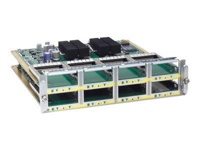Cisco 8-port (2:1) 10 Gigabit Ethernet (X2) half-card