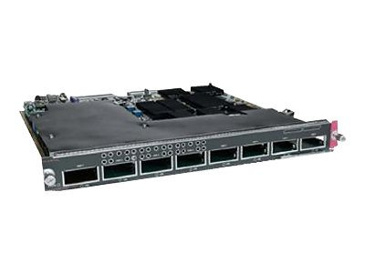 Cisco 8-Port 10 Gigabit Ethernet Module with DFC3CXL