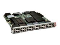 Cisco 48-Port 1 Gigabit Copper Ethernet Module with DFC4XL