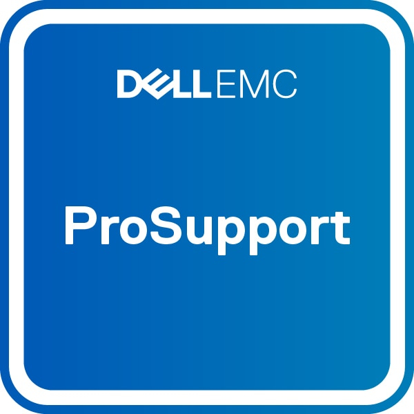 Dell Erweiterung von 3 jahre Basic Onsite auf 3 jahre ProSupport
