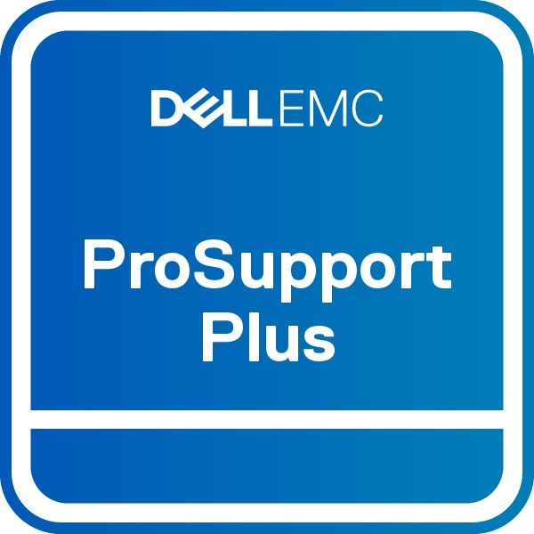 Dell 3Y Basic Onsite > 5Y ProSpt PL 4H - [3Y Basic Onsite Service] > [5Y ProSupport Plus for Enterprise with Mission Critical]