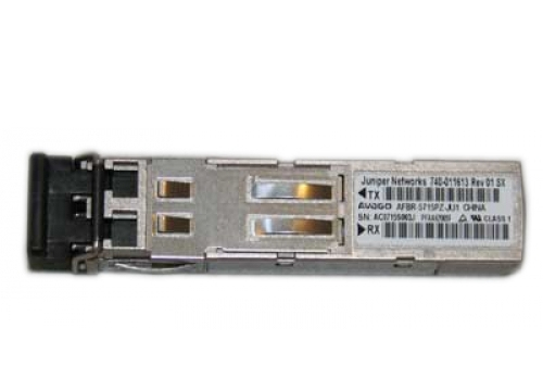 Juniper SFP (Mini-GBIC)-Transceiver-Modul - 100Base-BX - LC Single-Modus - bis zu 20 km - 1310 (TX)