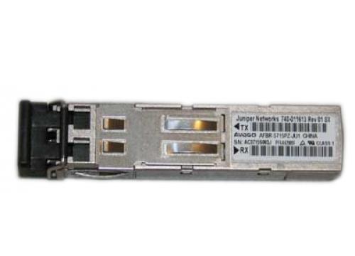 Juniper SFP (Mini-GBIC)-Transceiver-Modul - 100Base-BX - LC Single-Modus - bis zu 20 km - 1550 (TX)