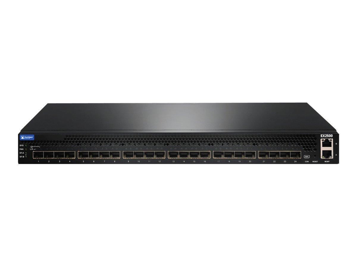 Juniper EX 2500 - Switch - managed - 24 x SFP+