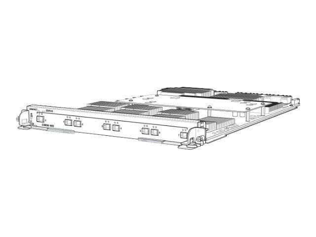 Juniper EX8200 - Erweiterungsmodul - 10 GigE