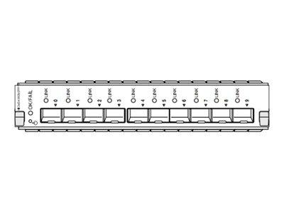 Juniper MX Series Modular Interface Card - Erweiterungsmodul - Modular Interface Card (MIC)