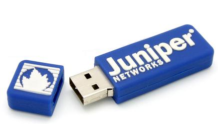 Juniper USB-Flash-Laufwerk - 4 GB