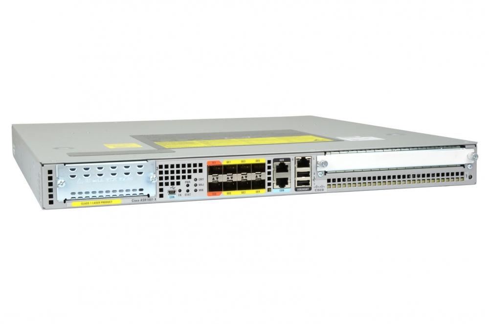 Cisco ASR1001X-20G-VPN Router