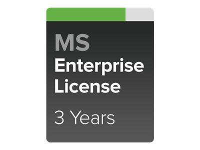 Cisco Meraki MS Series 320-48 - Abonnement-Lizenz (3 Jahre)