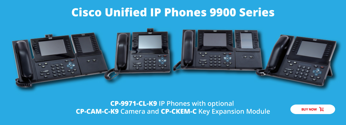 Cisco Unified IP Phone 9971