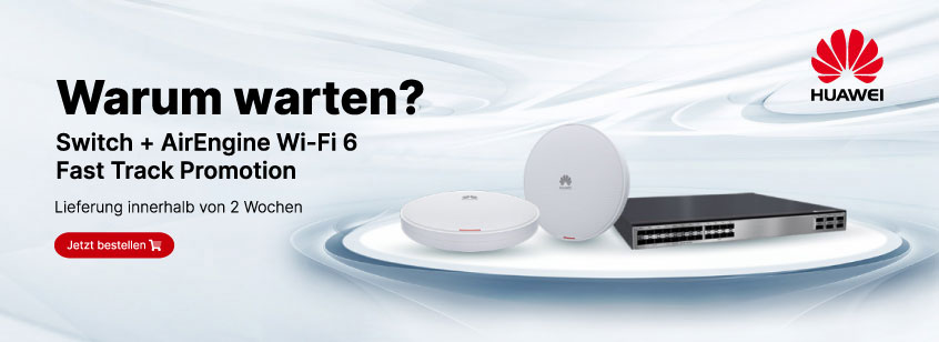 Huawei IP Fast Track  Promotion